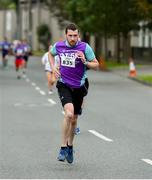 12 June 2019; Rob Winkel of PUNCH Consulting Engineers during the Grant Thornton Corporate 5K Team Challenge, Cork City, The South Mall in Cork City. Photo by Piaras Ó Mídheach/Sportsfile