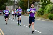 12 June 2019; Liam Gleeson of Grant Thornton during the Grant Thornton Corporate 5K Team Challenge, Cork City, The South Mall in Cork City. Photo by Piaras Ó Mídheach/Sportsfile