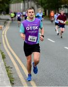 12 June 2019; Jamie O Driscoll of Clúid Housing during the Grant Thornton Corporate 5K Team Challenge, Cork City, The South Mall in Cork City. Photo by Piaras Ó Mídheach/Sportsfile