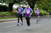 12 June 2019; Ciaran O'Brien of Grant Thornton during the Grant Thornton Corporate 5K Team Challenge, Cork City, The South Mall in Cork City. Photo by Piaras Ó Mídheach/Sportsfile