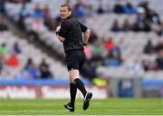 9 June 2019; Referee Joe McQuillan during the Leinster GAA Football Senior Championship Semi-Final match between Meath and Laois at Croke Park in Dublin. Photo by Piaras Ó Mídheach/Sportsfile
