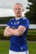13 June 2019; Cian Mackey of Cavan during an Ulster GAA Football Final Media Event at Lough Erne Resort in Fermanagh. Photo by Oliver McVeigh/Sportsfile