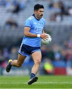 9 June 2019; Cian O'Sullivan of Dublin during the Leinster GAA Football Senior Championship Semi-Final match between Dublin and Kildare at Croke Park in Dublin. Photo by Piaras Ó Mídheach/Sportsfile