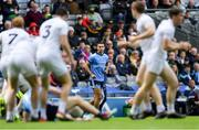 9 June 2019; James McCarthy of Dublin during the Leinster GAA Football Senior Championship Semi-Final match between Dublin and Kildare at Croke Park in Dublin. Photo by Piaras Ó Mídheach/Sportsfile