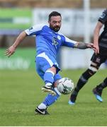 8 June 2019; Raffael Cretaro of Finn Harps during the SSE Airtricity League Premier Division match between Finn Harps and Dundalk at Finn Park in Ballybofey, Donegal. Photo by Oliver McVeigh/Sportsfile