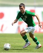 15 June 2019; Jason Knight of Republic of Ireland during the 2019 Maurice Revello Toulon Tournament Third Place Play-off match between Mexico and Republic of Ireland at Stade d'Honneur Marcel Roustan in Salon-de-Provence, France. Photo by Alexandre Dimou/Sportsfile