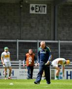 15 June 2019; Offaly manager Joachim Kelly prior to the Joe McDonagh Cup Round 5 match between Kerry and Offaly at Austin Stack Park, Tralee in Kerry. Photo by Brendan Moran/Sportsfile