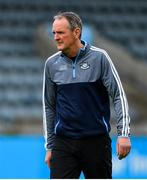 15 June 2019; Dublin manager Mattie Kenny ahead of the Leinster GAA Hurling Senior Championship Round 5 match between Dublin and Galway at Parnell Park in Dublin. Photo by Ramsey Cardy/Sportsfile