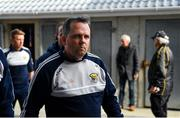 15 June 2019; Wexford manager Davy Fitzgerald arrives ahead of the Leinster GAA Hurling Senior Championship Round 5 match between Wexford and Kilkenny at Innovate Wexford Park in Wexford. Photo by Piaras Ó Mídheach/Sportsfile