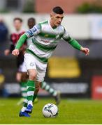 14 June 2019; Trevor Clarke of Shamrock Rovers during the SSE Airtricity League Premier Division match between Bohemians and Shamrock Rovers at Dalymount Park in Dublin. Photo by Ben McShane/Sportsfile