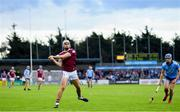 15 June 2019; Jason Flynn of Galway during the Leinster GAA Hurling Senior Championship Round 5 match between Dublin and Galway at Parnell Park in Dublin. Photo by Ramsey Cardy/Sportsfile
