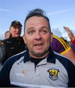 15 June 2019; Wexford manager Davy Fitzgerald after the Leinster GAA Hurling Senior Championship Round 5 match between Wexford and Kilkenny at Innovate Wexford Park in Wexford. Photo by Piaras Ó Mídheach/Sportsfile