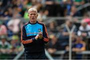 16 June 2019; Limerick manager John Kiely prior to the Munster GAA Hurling Senior Championship Round 5 match between Tipperary and Limerick in Semple Stadium in Thurles, Co. Tipperary. Photo by Diarmuid Greene/Sportsfile