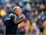 16 June 2019; Roscommon manager Anthony Cunningham during the Connacht GAA Football Senior Championship Final match between Galway and Roscommon at Pearse Stadium in Galway. Photo by Seb Daly/Sportsfile