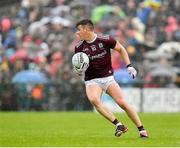 16 June 2019; Shane Walsh of Galway during the Connacht GAA Football Senior Championship Final match between Galway and Roscommon at Pearse Stadium in Galway. Photo by Seb Daly/Sportsfile