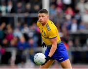16 June 2019; Conor Cox of Roscommon during the Connacht GAA Football Senior Championship Final match between Galway and Roscommon at Pearse Stadium in Galway. Photo by Seb Daly/Sportsfile