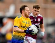16 June 2019; Conor Devaney of Roscommon during the Connacht GAA Football Senior Championship Final match between Galway and Roscommon at Pearse Stadium in Galway. Photo by Seb Daly/Sportsfile