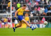 16 June 2019; Enda Smith of Roscommon during the Connacht GAA Football Senior Championship Final match between Galway and Roscommon at Pearse Stadium in Galway. Photo by Seb Daly/Sportsfile