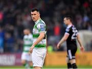 14 June 2019; Aaron Greene of Shamrock Rovers during the SSE Airtricity League Premier Division match between Bohemians and Shamrock Rovers at Dalymount Park in Dublin. Photo by Seb Daly/Sportsfile