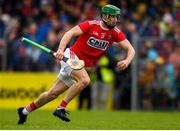 16 June 2019; Seamus Harnedy of Cork during the Munster GAA Hurling Senior Championship Round 5 match between Clare and Cork at Cusack Park in Ennis, Clare. Photo by Eóin Noonan/Sportsfile