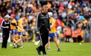 16 June 2019; Clare joint manager Donal Mooney ahead of the Munster GAA Hurling Senior Championship Round 5 match between Clare and Cork at Cusack Park in Ennis, Clare. Photo by Eóin Noonan/Sportsfile