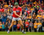 16 June 2019; Aidan Walsh of Cork during the Munster GAA Hurling Senior Championship Round 5 match between Clare and Cork at Cusack Park in Ennis, Clare. Photo by Eóin Noonan/Sportsfile