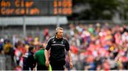 16 June 2019; Clare joint manager Donal Mooney during the Munster GAA Hurling Senior Championship Round 5 match between Clare and Cork at Cusack Park in Ennis, Clare. Photo by Eóin Noonan/Sportsfile