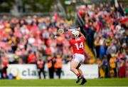 16 June 2019; Patrick Horgan of Cork during the Munster GAA Hurling Senior Championship Round 5 match between Clare and Cork at Cusack Park in Ennis, Clare. Photo by Eóin Noonan/Sportsfile