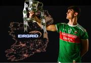 18 June 2019; In attendance at the launch of the EirGrid GAA Football U20 All-Ireland Championship is Tommy Conroy of Mayo. EirGrid, the state-owned company that manages and develops Ireland's electricity grid, have partnered with the GAA since 2015 as sponsors of the U20 GAA Football All-Ireland Championship. Photo by Eóin Noonan/Sportsfile