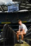 18 June 2019; In attendance at the launch of the EirGrid GAA Football U20 All-Ireland Championship is Darragh Ryan of Kildare. EirGrid, the state-owned company that manages and develops Ireland's electricity grid, have partnered with the GAA since 2015 as sponsors of the U20 GAA Football All-Ireland Championship. Photo by Eóin Noonan/Sportsfile