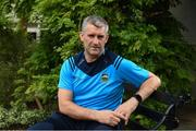 18 June 2019; Tipperary manager Liam Sheedy during a Tipperary Hurling Press Conference at the Horse and Jockey Hotel in Tipperary Photo by Harry Murphy/Sportsfile