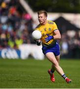16 June 2019; Niall Daly of Roscommon during the Connacht GAA Football Senior Championship Final match between Galway and Roscommon at Pearse Stadium in Galway. Photo by Ramsey Cardy/Sportsfile