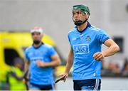 15 June 2019; Chris Crummey of Dublin ahead of the Leinster GAA Hurling Senior Championship Round 5 match between Dublin and Galway at Parnell Park in Dublin. Photo by Ramsey Cardy/Sportsfile