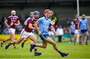 15 June 2019; Danny Sutcliffe of Dublin during the Leinster GAA Hurling Senior Championship Round 5 match between Dublin and Galway at Parnell Park in Dublin. Photo by Ramsey Cardy/Sportsfile