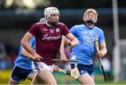 15 June 2019; Cathal Mannion of Galway during the Leinster GAA Hurling Senior Championship Round 5 match between Dublin and Galway at Parnell Park in Dublin. Photo by Ramsey Cardy/Sportsfile