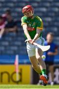 22 June 2019; Adam Gannon of Meath scores a goal  during the Christy Ring Cup Final match between Down and Meath at Croke Park in Dublin.  Photo by Matt Browne/Sportsfile
