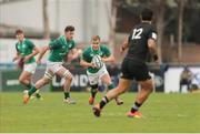 22 June 2019; Craig Casey of Ireland during the New World Rugby U20 Championship Pool B match between Zealand and Ireland at Club Old Resian in Rosario, Argentina. Photo by Florencia Tan Jun/Sportsfile