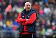 22 June 2019; Cork manager Ronan McCarthy prior to the Munster GAA Football Senior Championship Final match between Cork and Kerry at Páirc Ui Chaoimh in Cork.  Photo by Brendan Moran/Sportsfile