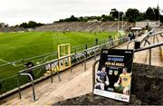 23 June 2019; A general view before the Ulster GAA Football Senior Championship Final match between Donegal and Cavan at St Tiernach's Park in Clones, Monaghan. Photo by Oliver McVeigh/Sportsfile