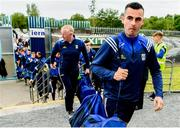 23 June 2019; Cavan captain Raymond Galligan arrives prior to the Ulster GAA Football Senior Championship Final match between Donegal and Cavan at St Tiernach's Park in Clones, Monaghan. Photo by Sam Barnes/Sportsfile