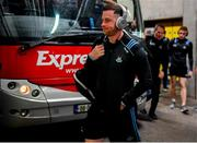 23 June 2019; Phiip McMahon of Dublin arrives prior to the Leinster GAA Football Senior Championship Final match between Dublin and Meath at Croke Park in Dublin. Photo by Brendan Moran/Sportsfile