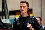 23 June 2019; Brian Fenton of Dublin arrives prior to the Leinster GAA Football Senior Championship Final match between Dublin and Meath at Croke Park in Dublin. Photo by Brendan Moran/Sportsfile