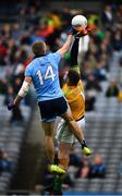 23 June 2019; Paul Mannion of Dublin in action against Andrew Colgan of Meath during the Leinster GAA Football Senior Championship Final match between Dublin and Meath at Croke Park in Dublin. Photo by Ray McManus/Sportsfile