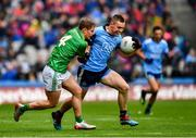 23 June 2019; Con O'Callaghan of Dublin in action against Shane Gallagher of Meath during the Leinster GAA Football Senior Championship Final match between Dublin and Meath at Croke Park in Dublin. Photo by Ray McManus/Sportsfile