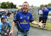 23 June 2019; Referee Joe McQuillan a Cavan supporter for the day before the Ulster GAA Football Senior Championship Final match between Donegal and Cavan at St Tiernach's Park in Clones, Monaghan. Photo by Oliver McVeigh/Sportsfile