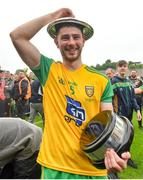 23 June 2019; Ryan McHugh of Donegal following the Ulster GAA Football Senior Championship Final match between Donegal and Cavan at St Tiernach's Park in Clones, Monaghan. Photo by Ramsey Cardy/Sportsfile
