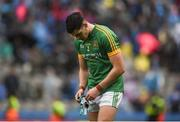 23 June 2019; A dejected Séamus Lavin of Meath after the Leinster GAA Football Senior Championship Final match between Dublin and Meath at Croke Park in Dublin. Photo by Daire Brennan/Sportsfile