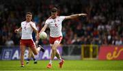 22 June 2019; Declan McGlure of Tyrone during the GAA Football All-Ireland Senior Championship Round 2 match between Longford and Tyrone at Glennon Brothers Pearse Park in Longford.  Photo by Eóin Noonan/Sportsfile