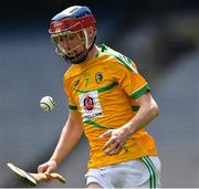 22 June 2019; Enda Moreton of Leitrim during the Lory Meagher Cup Final match between Leitrim and Lancashire at Croke Park in Dublin.  Photo by Matt Browne/Sportsfile