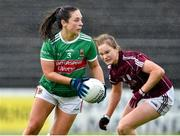 23 June 2019; Roisin Flynn of Mayo in action during the 2019 TG4 Connacht Ladies Senior Football Final match between Mayo and Galway at Elvery's MacHale Park in Castlebar, Mayo. Photo by Matt Browne/Sportsfile